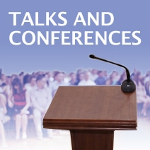 Talks and Conferences